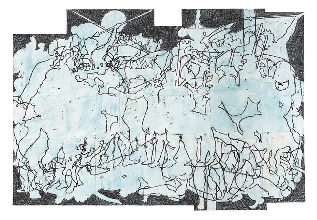 Bo Joseph, 'Colony Collapse', 2019, William Shearburn Gallery