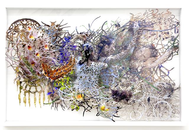 , 'The Infinite Plan,' 2012, Micheko Galerie