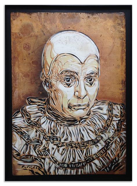 , 'Charlie,' 2014, StolenSpace Gallery