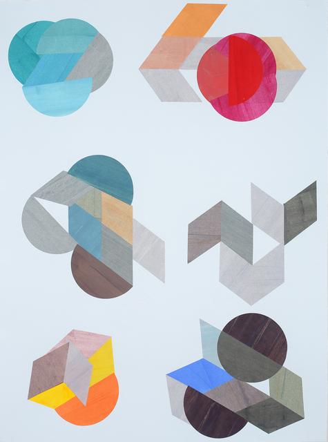 , 'Six Shapes ,' 2018, Spotte Art