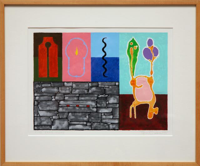 , '5 Conditions,' 1997, David Richard Gallery