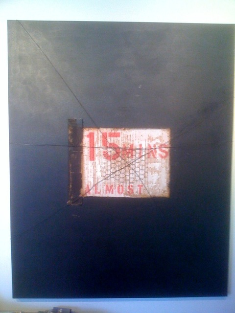 , '15 Minutes (Unique),' , Chase Contemporary