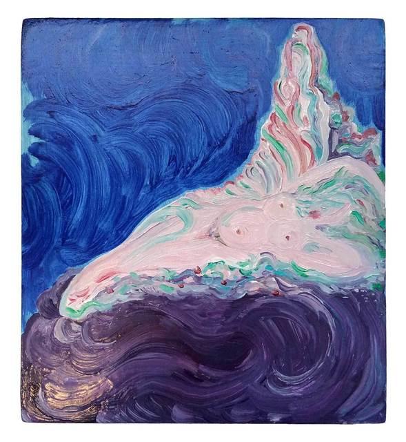 , 'Ode to La Dormeuse,' 2016, Antoine Levi