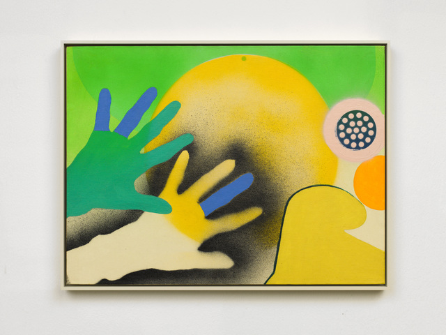 , 'Hands in the Moon ,' 1964, KÖNIG GALERIE