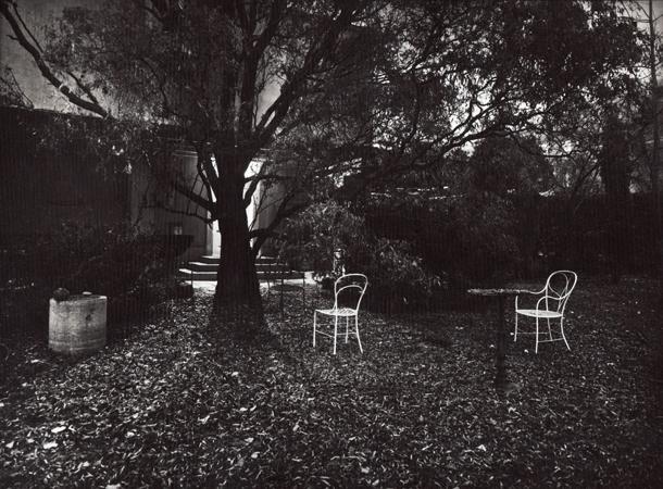 , 'Walks, The Enchanting Garden,' 1954 / Print date: 1976 c., Alan Klotz Gallery