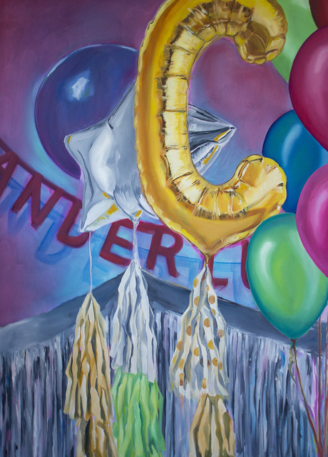 Ali Futrell, 'Celebrate!', 2018, Tim Collom Gallery