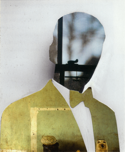 , 'Photomontage XVI, (taken from pages 133,169,196),' 2009-2011, ROSEGALLERY