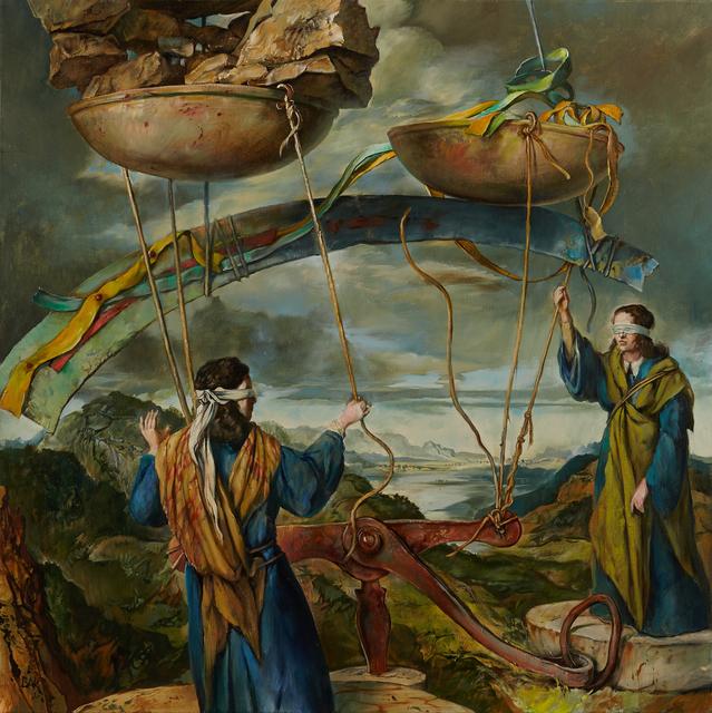 , 'Uplifting,' 2015, Pucker Gallery