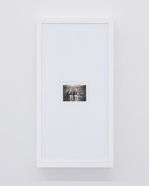 , 'THE GAZE OF MEDUSA (Twins),' 2016, Baert Gallery