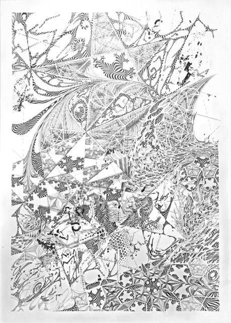 , 'PsyPHI,' 2018, Mirus Gallery