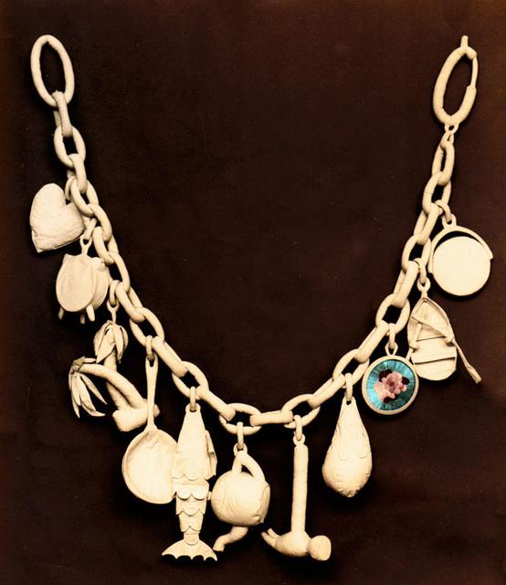 , 'White Charm Bracelet ,' 1964, Modern West Fine Art