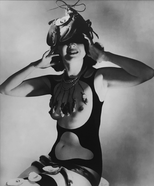 , 'Lobster Salvador I (Dali Costume),' ca. 1939, Holden Luntz Gallery