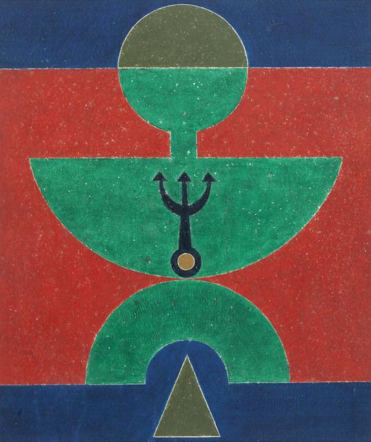 Rubem Valentim, 'Untitled', déc. 1960, Galeria Frente