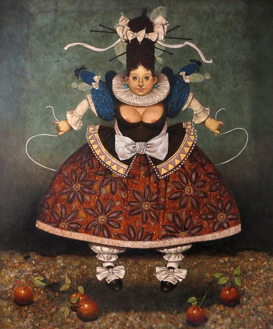 """, '""""Mademoiselle"""" /""""Matmazel"""",' 2013, Galeri 77"""