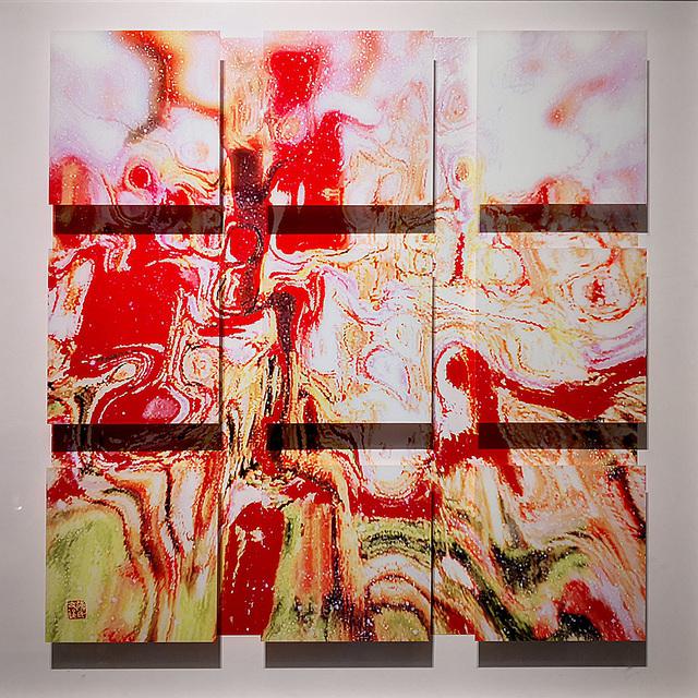 , 'April,' 2018, BOCCARA ART