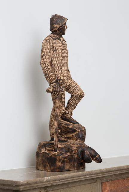 , 'Mounataineer, 'burned',' 2016, CFHILL
