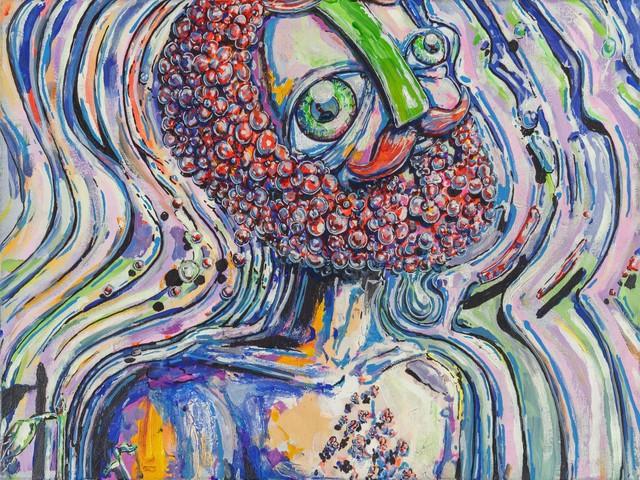 , 'Time Buffer,' , Ro2 Art