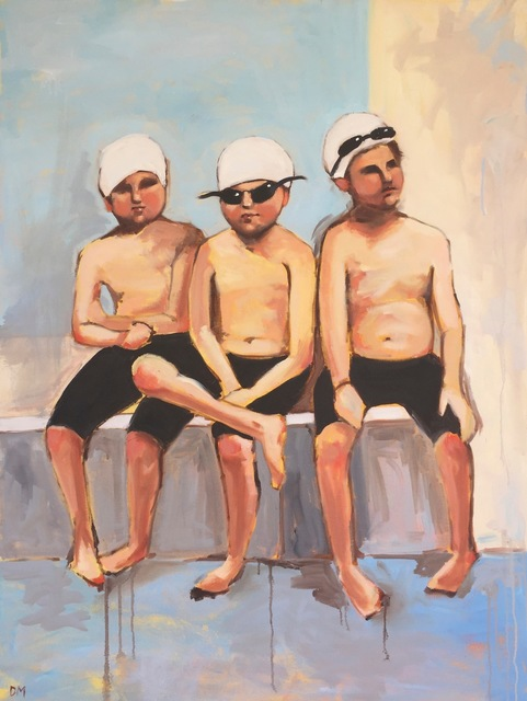 Debbie Miller, 'Benched III', 2010-2017, Eisenhauer Gallery