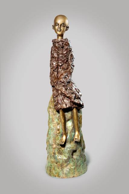 CHEN JING-QING 陳金慶, 'Buddhi 5 菩提之五', 2014, ESTYLE ART GALLERY 藝時代畫廊
