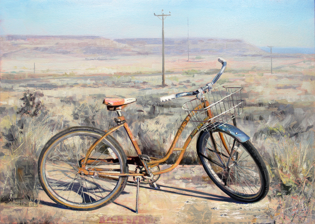 , 'Open Country Cruiser,' 2016, Sue Greenwood Fine Art