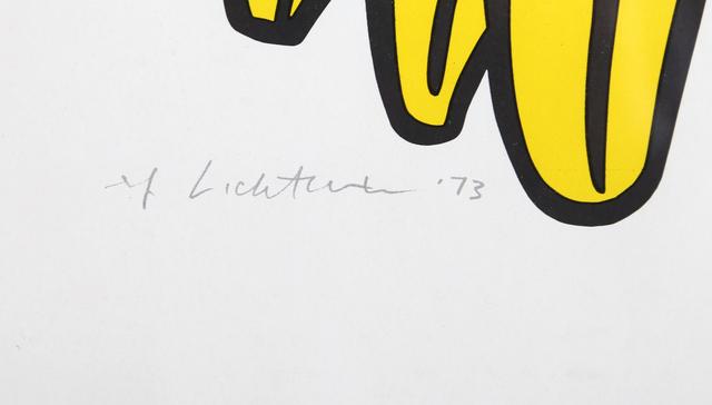 Roy Lichtenstein, 'Hommage à Picasso - Kestner-Gesellschaft Hannover', 1973-1974, Print, Poster, RoGallery Gallery Auction