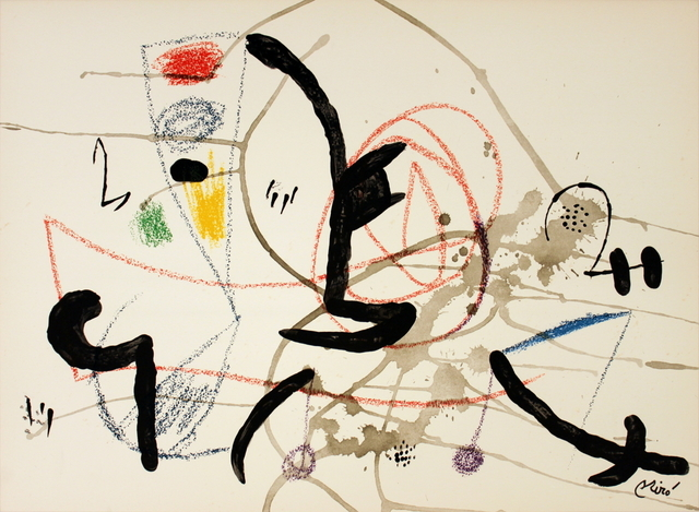 Joan Miró, 'Maravillas #1063', 1975, ArtWise