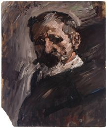 Portrait of a Man (possibly the artist Hermann Struck)