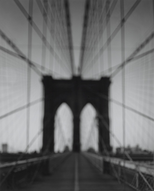 Hiroshi Sugimoto, 'Brooklyn Bridge - John & Washington Roebling', Sotheby's