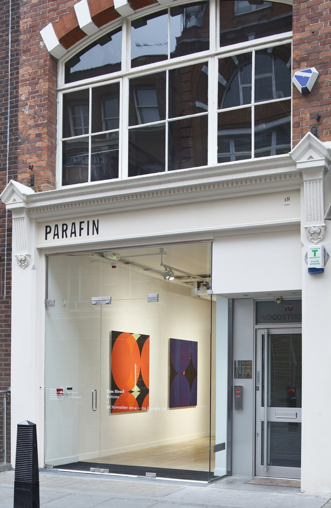 Exterior view, Parafin, London, 2014. Photo: Peter Mallet
