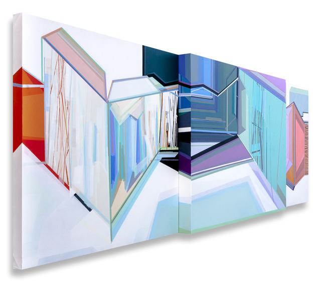 , 'Solução habitação #7,' 2016, Galeria de São Mamede