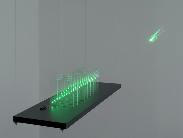 Erwin Redl, 'Breath of Light (parallel)', 2012, bitforms gallery