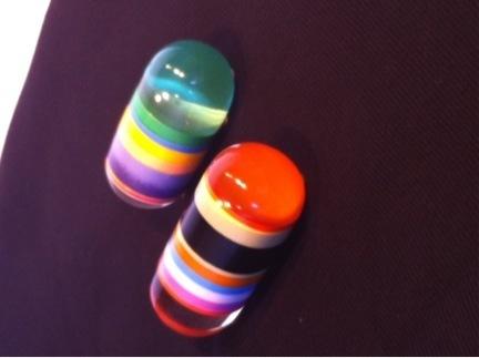 , 'Untitled capsules (x 10) ,' 1968, NYEHAUS
