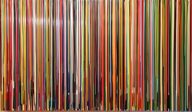 , 'STANDMEUPATTHEGATESOFHELL,' 2007, The Columns Gallery