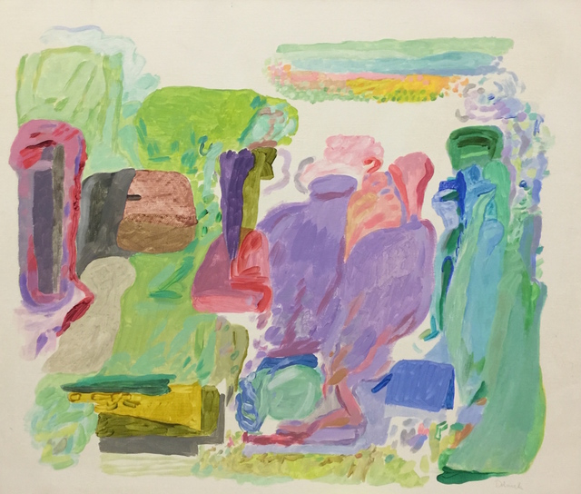 , 'Untitled,' 2015, Edward Hopper House