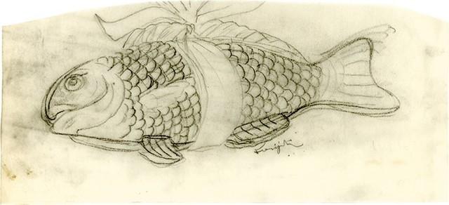 , 'Poisson de pâques,' , Arts et Autographes