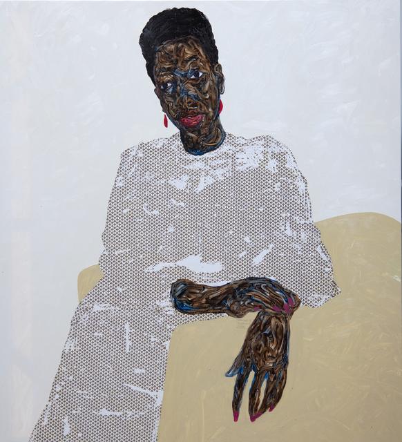 , 'Teju,' 2019, Mariane Ibrahim Gallery