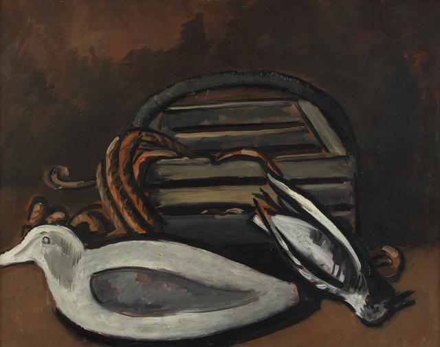 Marsden Hartley, 'Maine Seacoast, Still Life', ca. 1940, Alexandre Gallery