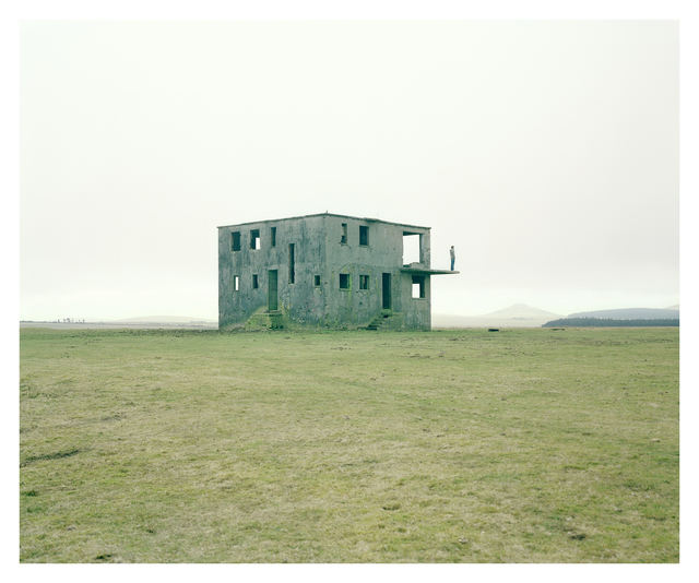 , 'Andy at the Abandoned Airfield,' 2009, Francesca Maffeo Gallery