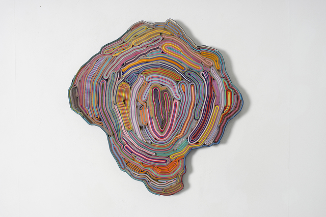 , 'The World Goes On,' 2018, Caldwell Snyder Gallery
