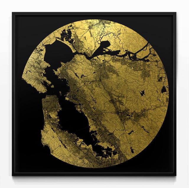 , 'Mappa Mundi San Francisco,' , Art Unified Gallery