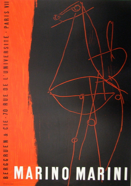 , 'Berggruen and Cie,' 1955, Zuleika Gallery