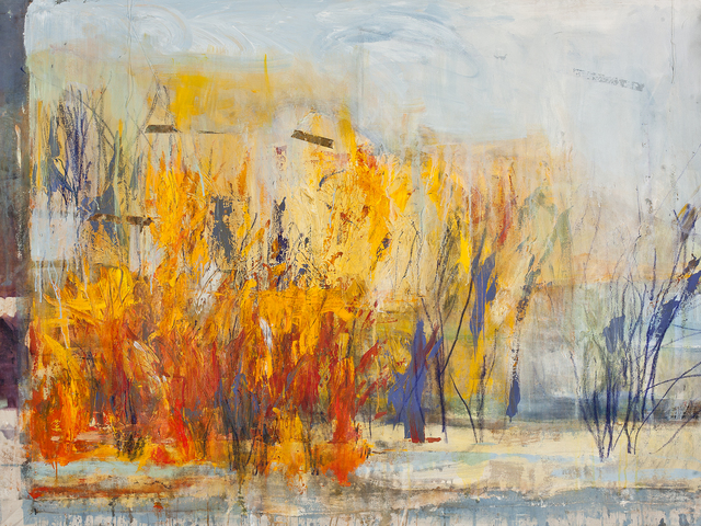 , 'Into the Trees,' 2016, Carter Burden Gallery