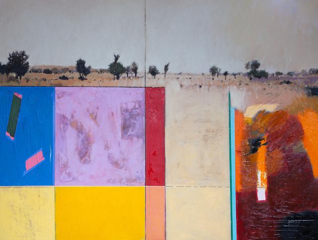 , 'Satara 1,' 2015, Christopher Moller Gallery
