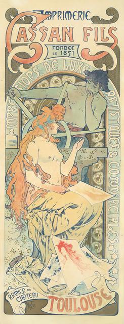 , 'Cassan Fils.,' 1895, Rennert's Gallery