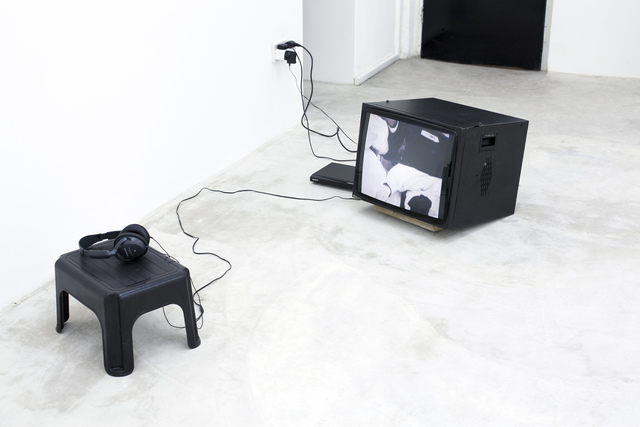 , 'Abstraction Inversion,' 2013, narrative projects