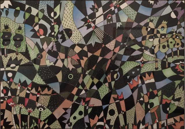 , 'Skygarden,' 2015, Nicole Longnecker Gallery
