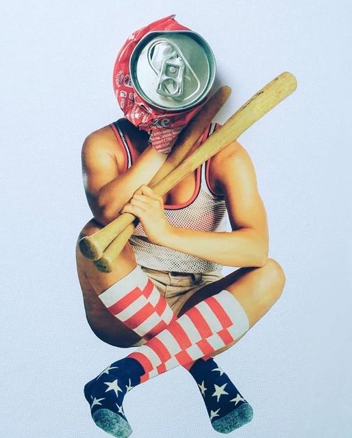 JITKA KOPEJTKOVÁ, 'American Wonder', 2018, Denise Bibro Fine Art