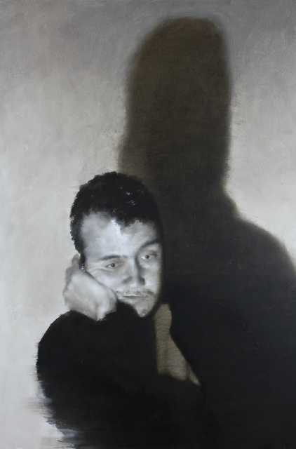 William Reinsch, 'Self Portrait', 2019, Castlegate House Gallery