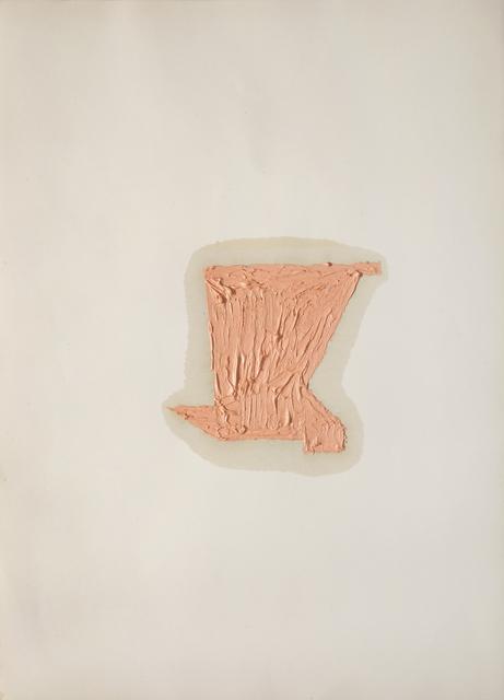 , 'Pittura rosa tra piccoli oggetti,' 1995-2009, Buchmann Galerie Lugano