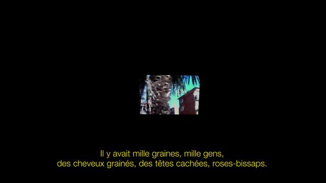 , 'Opéra-archipel, la serre à palabres, prélude (...),' 2015, Dohyang Lee